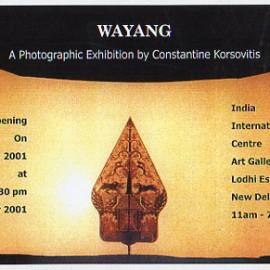 Wayang (2001)