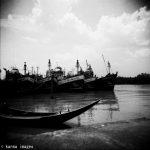 Krabi, Thailand. Lomo photography.