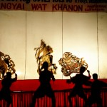 nang yai perfomed by the troupe from Wat Khanon, Thailand. Photographed by Constantine Korsovitis for Karma Images