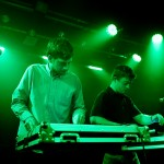 Mt Kimbie live at OAF,photographed by Constantine Korsovitis for Karma Images