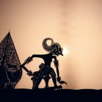 Wayang kulit perfomed in Jakarta, part of the Wayang International festival. Photographed by Constantine Korsovitis for Karma Images