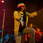 alpha blondy live at the Enmore Theatre, photographed by Constantine Korsovitis for Karma Images
