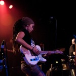 Blue King Brown live at the Metro Theatre, photographed by Constantine Korsovitis for Karma Images