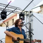 Gareth Liddiard live at Changing Lanes Festival,photographed by Constantine Korsovitis for IntheMix