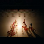 Traditional Thai puppetry, Nang Talung perfomed in Nakhon Si Thammarat Thailand.Photographed for Karma Images by Constantine Korsovitis