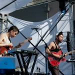 oscar & martin live at Changing Lanes Festival,photographed by Constantine Korsovitis for IntheMix