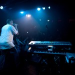 Chali 2na from Jurassic 5 live at the OAF. Photographed by Constantine Korsovitis for InTheMix