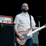 Mogwai live at Harvest Music Festival 2011, Sydney. Photographed by Constantine Korsovitis for InTheMix