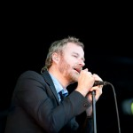 The National live at Harvest Music Festival 2011, Sydney. Photographed by Constantine Korsovitis for InTheMix