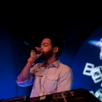 Taylor McFerrin live at the Keystone Bar, part of Sydney Festival 2012. Photographed by Constantine Korsovitis for ITM.