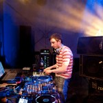 Max Cooper live at Subsonic 2011. Photographed by Constantine Korsovitis for Karma Images.