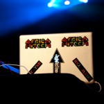 Africa Hitech live at the Metro Theatre. Photographed by Karma Images for Niche Productions.
