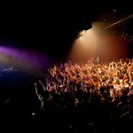 Flying Lotus live at the Metro Theatre. Photographed by Karma Images for Niche Productions.