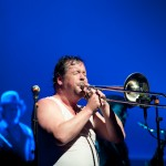 Fat Freddy's Drop live at the Sydney Opera House. Photographed by Karma Images for Niche Productions.