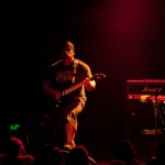 Kora live at the Metro Theatre. Photographed by Karma Images for Niche Productions.