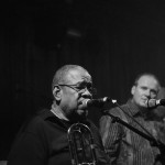 Fred Wesley & the new JBs live at Upstairs, Beresford Hotel. Photographed by Karma Images for Niche Productions.