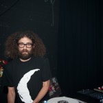 Gaslamp Killer live at Hold Tight, Metro Theatre, Sydney. Photographed by Karma Images for Niche Productions.
