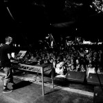 opio live at Subsonic 2012. Photographed by Karma Images.