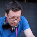 simon caldwell live at Subsonic 2012. Photographed by Karma Images.