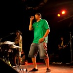 Chali 2NA live at the Factory Theatre, photographed by Karma Images for Subsonic Music.