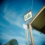 Hillend, NSW. Lomo photography.